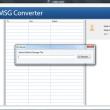 GainTools MBOX to MSG Converter 1.0 full screenshot