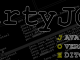 dirtyJOE 1.7 (c529) full screenshot