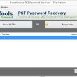 ToolsGround PST Password Recovery 1.0 full screenshot
