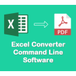 VeryUtils Excel Converter Command Line 2.3 full screenshot