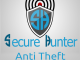 Secure Hunter Anti theft 1.001 full screenshot