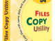File Copy Utility 3.1.3.22 full screenshot