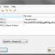 Portable WipeFile 3.6 full screenshot