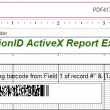 PrecisionID PDF417 ActiveX Control 1.3 full screenshot