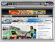 NASCAR Nationwide Series Firefox Theme 1.1 full screenshot