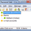 Password Safe 3.44.0 full screenshot
