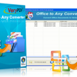 VeryPDF Office to Any Converter 2.1 full screenshot
