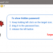 Show Asterisks Password Free 1.2.0.0 full screenshot