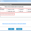 Convert CommuniGate to Zimbra 5.1 full screenshot