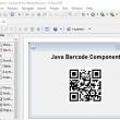 Java QR Code Barcode Package 21.05 full screenshot