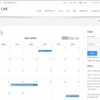 Events Module for Directy CMF 1 full screenshot