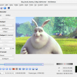Avidemux for Mac OS X 2.7.1 full screenshot