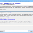Convert Emails from MDaemon Mailbox2PST 6.4.8 full screenshot