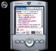 French Dictionary & Thesaurus by Ultralingua for Palm 6.1 full screenshot