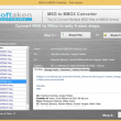 Migrate MSG to MBOX 1.0 full screenshot