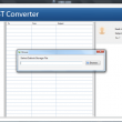 GainTools OLM to PST Converter 1.0 full screenshot