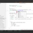 Atom 1.58.0 full screenshot