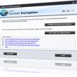 Gili CD DVD Encryption 3.2.0 full screenshot