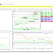 JXCirrus CalCount for Windows 4.3.02 full screenshot
