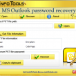 SysInfoTools Outlook Password Recovery 2.0 full screenshot