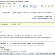 Notepad3 3.18.311.928 full screenshot
