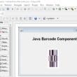 Java GS1 DataBar Barcode Package 17.08 full screenshot