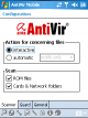 Avira AntiVir Mobile for Pocket PC 6.51.00.29 full screenshot