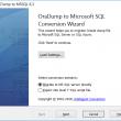 OraDump-to-MSSQL 7.5 full screenshot