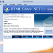 HTML Editor .NET 14.9 full screenshot