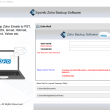 SysInfo Zoho Backup Tool 21.1 full screenshot