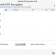 MacSonik PDF Encrption 21.7 full screenshot