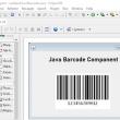 Java Code 128 Barcode Generator 17.06 full screenshot