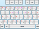 Virtual Keyboard for WinForms 4.4 full screenshot