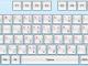 Virtual Keyboard for WinForms 4.4 full screenshot