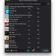 AudFree Tidal Music Converter for Mac 1.4.0 full screenshot