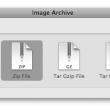 ImageArchiver for Lightroom Mac OS X 1.2.1 full screenshot