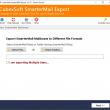 CubexSoft SmarterMail Export 2.5 full screenshot