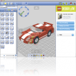 LEGO Digital Designer 4.3.10 full screenshot