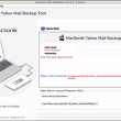 Yahoo Backup Tool for Mac 21.4 full screenshot