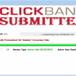Clickbank Submitter Software 18-11-14 full screenshot