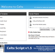 Celtx 3.2 full screenshot