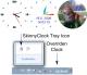 Skinny Clock 1.17 full screenshot