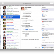 BusyContacts for Mac OS X 1.5.1 full screenshot