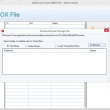 MailsClick Convert MBOX File 1.0 full screenshot