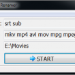 Subtitle Renamer 1.1 full screenshot