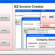 SSuite Office - EZInvoice Creator 1.0 full screenshot