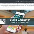 Cydia Impactor 0.9.52 full screenshot