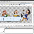 Synfig Studio for Linux 1.0 full screenshot