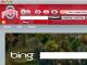Ohio State Buckeyes IE Browser Theme 0.9.0.1 full screenshot