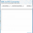 EML to PST Converter 7.4 full screenshot